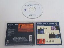 BODIES, REST & MOTION/SOUNDTRACK/MICHAEL CONVERTINO(BIG SCREEN 9 24506-2) CD
