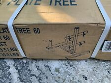 IMPEX Heavy duty Olympic Weight Tree storage