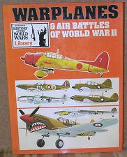Warplanes & Air Battles of World War II-Beekman House Ed./DJ-1973-Illustrated