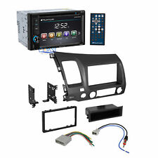 Planet Audio Car Radio Stereo Dash Kit Wire Harness for 2006-2011 Honda Civic