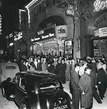 CINEMA 1956 - Salle Wagram Sissi Romy Schneider - DIV404
