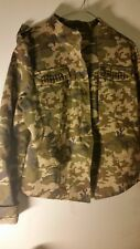 MILITARY YOUNG LADIES CAMO ARMY JACKET HOT OPTIONS SIZE 14