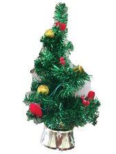 """Musical Mini Tree Lights Christmas 9"""" Tree MR8506"""