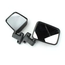 Left & Right Mirror Set w/ Hardware MSU,CUB,TSC,HS UTV 400 500 700 HiSun,Qlink