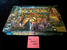 Risk: Lord of the Rings Trilogy Edition (Complete)