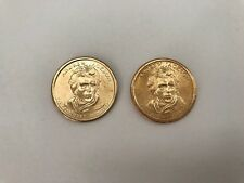 2008 Andrew Jackson Presidential Dollar Coin P and D - Uncirculated