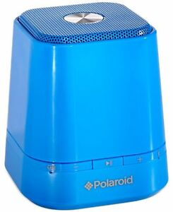 $60 Polaroid Portable Wireless Bluetooth Aux Rechargeable Phone Travel Speaker