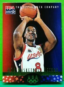 Scottie Pippen card 1996 Upper Deck USA Basketball #28