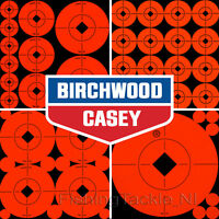 Birchwood Casey Self Adhesive Target Spots 10 Sheets All Sizes Shooting Targets