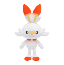 Pokemon Plush doll Scorbunny 28x21.5x10.5cm Sword & Shield Pokemon Center F/S