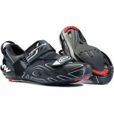 Northwave Tri-Sonic Cycling Triathlon Shoe Black Size 45/ US 12 New