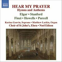 Various Composers - Hear My Prayer: Hymns and Ant... - Various Composers CD 4QVG