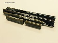 W7 Twist and shape eyebrow automatic twist up pencil + brush new and sealed