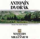 CD 8T ANTONIN DVORAK FROM THE NEW WORLD SYMPHONIE N° 9 ET 8 TBE
