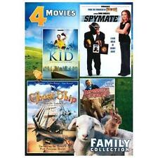 Family Collection: 4 Movies, Vol. 4 DVD Region 1 WATCH ONLY ONCE