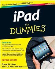 iPad for dummies by Edward C. Baig