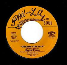 RED HOT FUNK !-BRUTAL FORCE-PHIL-LA OF SOUL 384 -DREAMS FOR SALE/THE NUMBER FOR