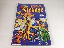 COMICS  EO REVUE SPECIAL  STRANGE   N° 38 1984