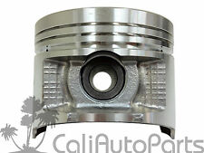 Honda Acura 2.2 SOHC F22A1 F22B1 Complete Pistons & Rings Set