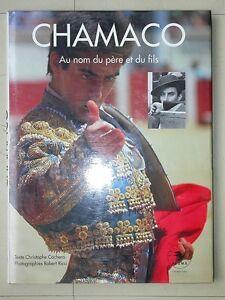 Chamaco Tauromachie Matador - Cachera & Ricci Corrida Séville