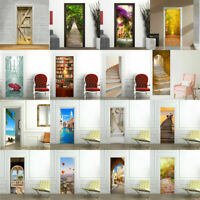 3D Wall Sticker Decal Art Decor Vinyl Mural Removable Poster Scene Window Home
