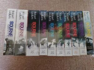 Bourne Book Collection