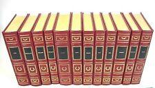 Easton Press GREAT PHILOSOPHERS 12 vols Plato Kant Hegel Nietzsche Mill Hume