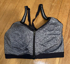 Victoria Secret Knockout Sports Bra Grey 34DD