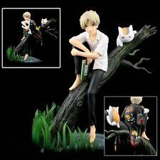 Neuf Japanese Anime Natsume Yuujinchou Natsume Takashi PVC Figure Figurine 20cm