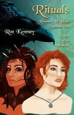 Rituals - Rhapsody Of Blood, Volume One: By Roz Kaveney