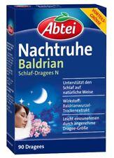 Abtei Nachtruhe Baldrian plus Hopfen Einschlafdragees 120st PZN 12505567