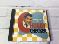 CHUBBY CHECKER The Greatest Hits 16 CD 1986 JAPAN Import Teichiku Records RARE