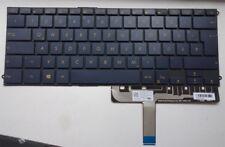 Tastatur Asus ZenBook 3 Deluxe UX490UA UX490 X490UA-XS74-BL 0KNB0-D632FS00