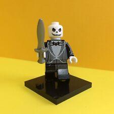 1X Nightmare Before Christmas Jack Skellington Mini Figure Toy Rare