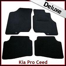 Kia Pro Ceed (2007 2008 2009 2010...2012) Tailored LUXURY 1300g Car Mats 2 Hole
