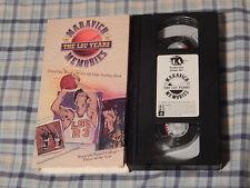 "Maravich Memories - The LSU Years + Larry Bird (VHS x 2) LOT) ""Pistol"" Pete)NCAA"