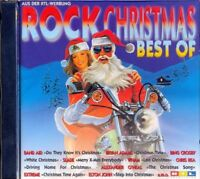 2 CDs ROCK CHRISTMAS - The Best Of Das Original - 40 Titel Very Best Neuwertig !