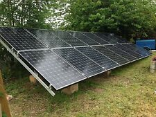 3KVA 2.4KW (2400w) SOLAR PANEL KIT  OFF GRID STAND ALONE KIT FREE ELECTRICITY