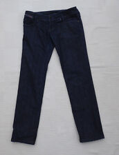 Diesel Matic ladies low rise stretch jeans Wash 008WZ Label W31 L34 Size 12 ?