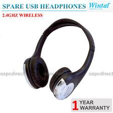 WINTAL NEW SPARE USB HEADPHONES 2.4GHZ WIRELESS FASHION Headphone AU SHIP