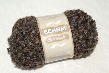 New Skein Bernat Soft Boucle Yarn - Earth Shades - 5 Oz, #5Wgt