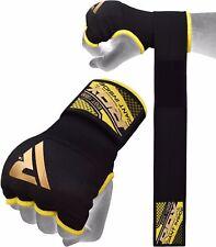 RDX Handpalm Wraps Bokshandschoenen MMA Vuist Gel Gevoerde Bandage NL XL