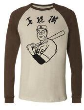 Comedy Movie The Big Lebowski Kaoru Betto Baseball Raglan Long Sleeve T-shirt