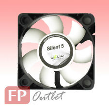 GELID SILENT 5 cm 50mm Low Noise Silence Durable PC Case Fan w/Screw FN-SX05-40