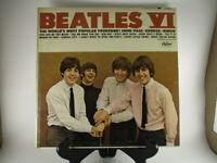 Beatles Beatles VI Capitol T2358 Rainbow label MONO LP