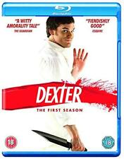 Dexter - Season 1 [Blu-ray] [Region Free] [DVD][Region 2]