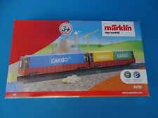 Marklin 44109 Container  Car SET    MY WORLD