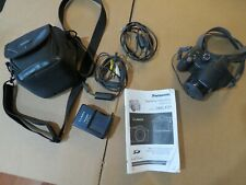 Panasonic LUMIX DMC-FZ7 6.0MP Digital Camera Bundle Black