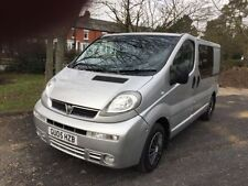 Vauxhall Commercial Vehicles with 3-4 Seats