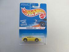 1995 Hot Wheels 1995 Model Series Ferrari 355 7 SPK gold wheels RARE